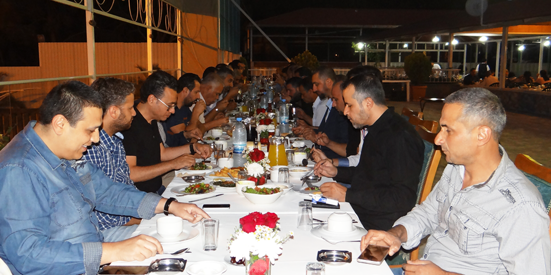 Douaihy Pour Le Bois organizes its second annual Iftar