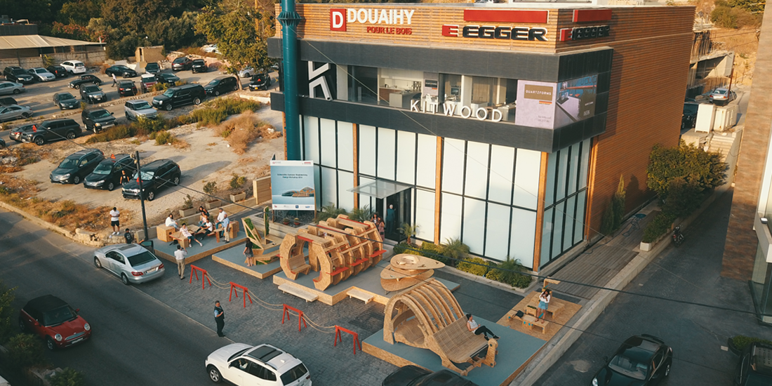 USEK and LU students win the Summer Woodworking Design Workshop 2018